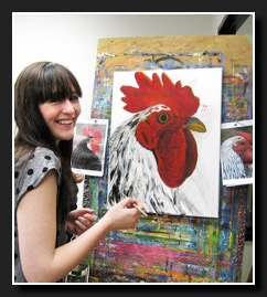 art_student_rooster